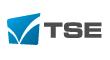 (주)지엠테스트의 그룹인 티에스이의 로고