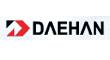 (주)디엠테크의 그룹인 대한솔루션의 로고