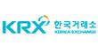 (주)코스콤의 그룹인 한국거래소의 로고