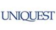 엑센도(주)의 그룹인 유니퀘스트의 로고