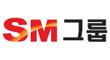 에스엠신용정보(주)의 그룹인 SM의 로고