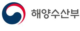 해양수산부의 그룹인 해양수산부의 로고